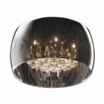 CRYSTAL CEILING lampa sufitowa śr. 40cm