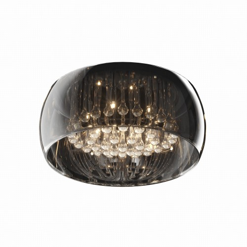 CRYSTAL CEILING lampa sufitowa śr. 50cm